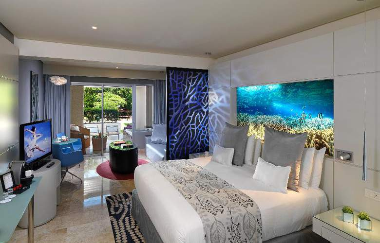 Paradisus Playa del Carmen La Perla  - Room - 2