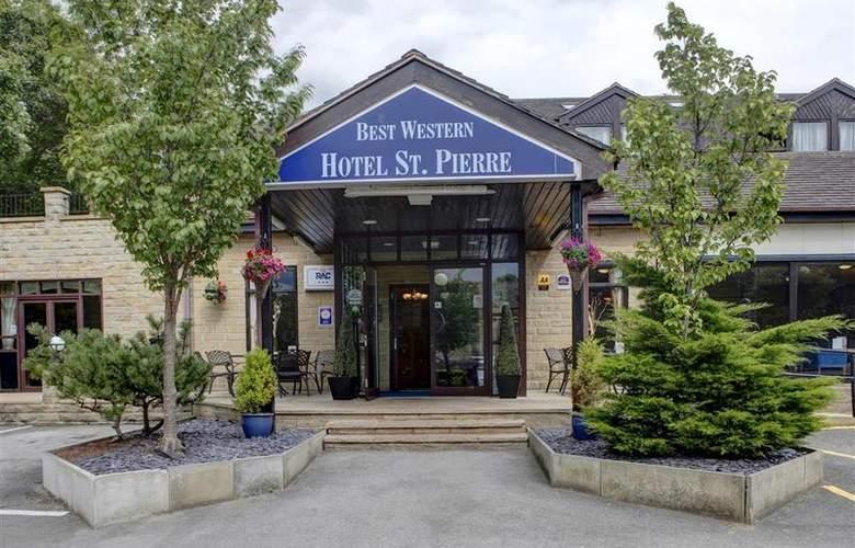 Best Western Hotel St Pierre - Hotel - 34