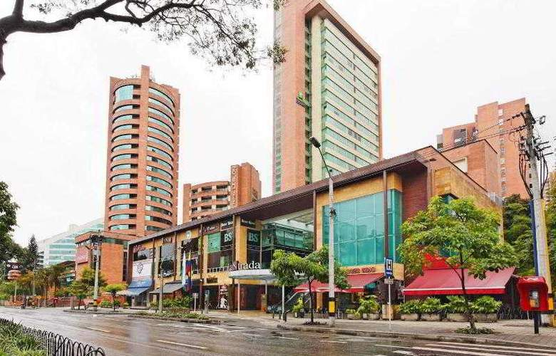 Holiday Inn Express Medellin - Hotel - 14