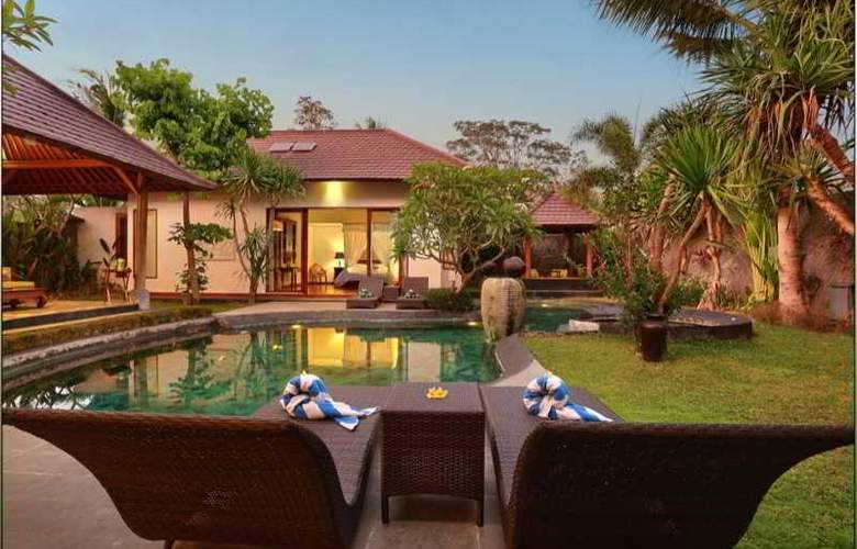 D´bulakan Kampung Villa Ubud - Room - 12