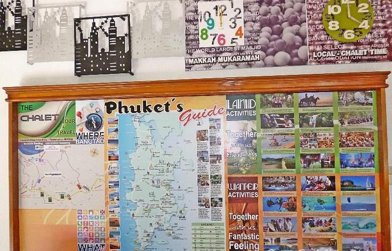 Bangtao Beach Chalet Phuket - General - 31