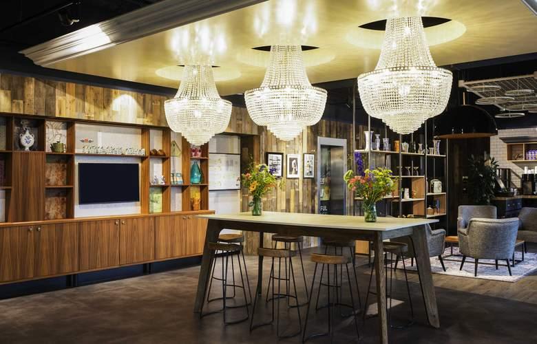 Ibis Amsterdam Centre - Bar - 2