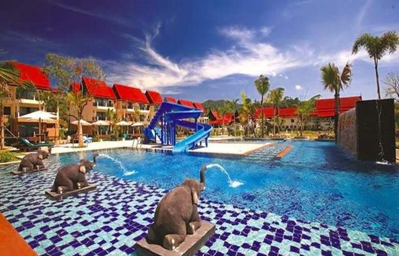 Khaolak Emerald Beach Resort & Spa - Pool - 16