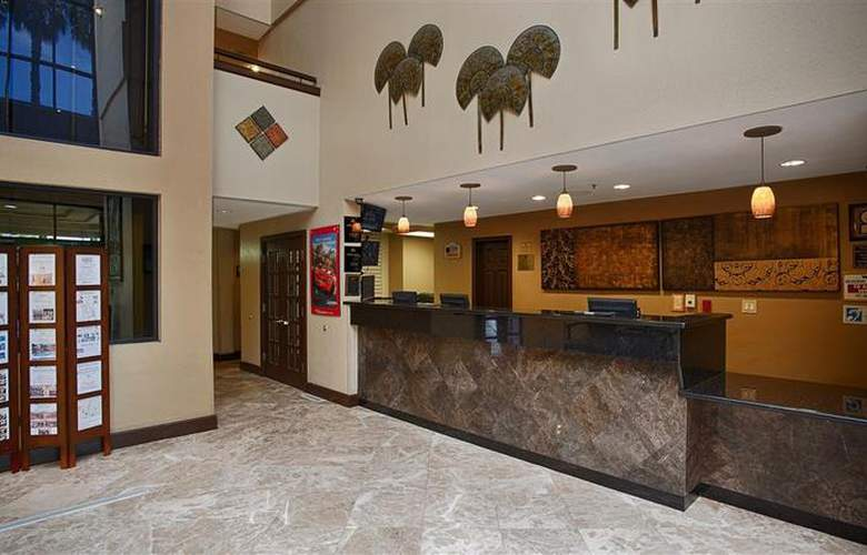 Best Western Meridian Inn & Suites, Anaheim-Orange - General - 17
