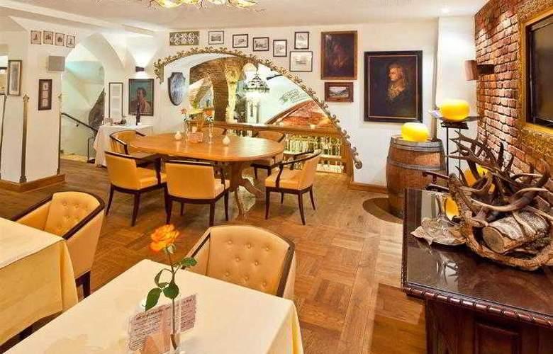 Best Western Hotel Goldener Adler - Hotel - 31