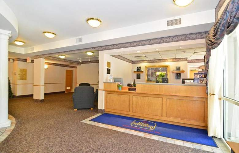 Best Western Plus Executive Court Inn - General - 82