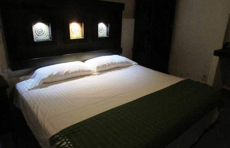 Hotel & Spa Mansion del Burro Azul - Room - 11