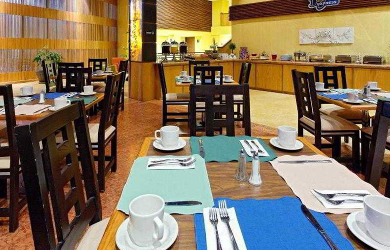 City Express Nuevo Laredo - Restaurant - 25