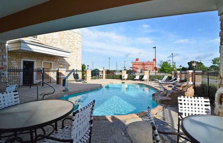 Best Western Plus Christopher Inn & Suites - Pool - 182
