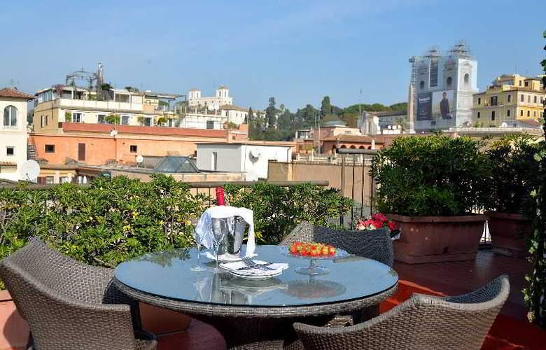 HOMS HOTEL - Terrace - 60