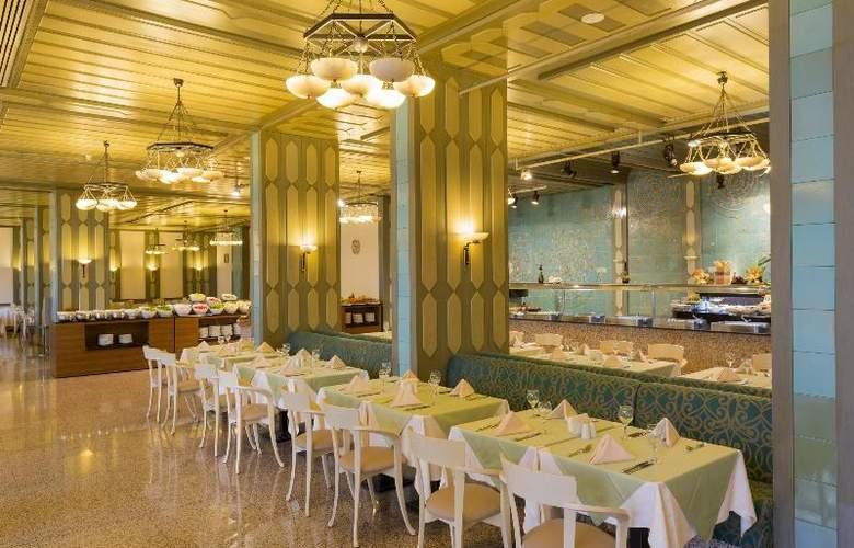 Ozkaymak Falez - Restaurant - 27