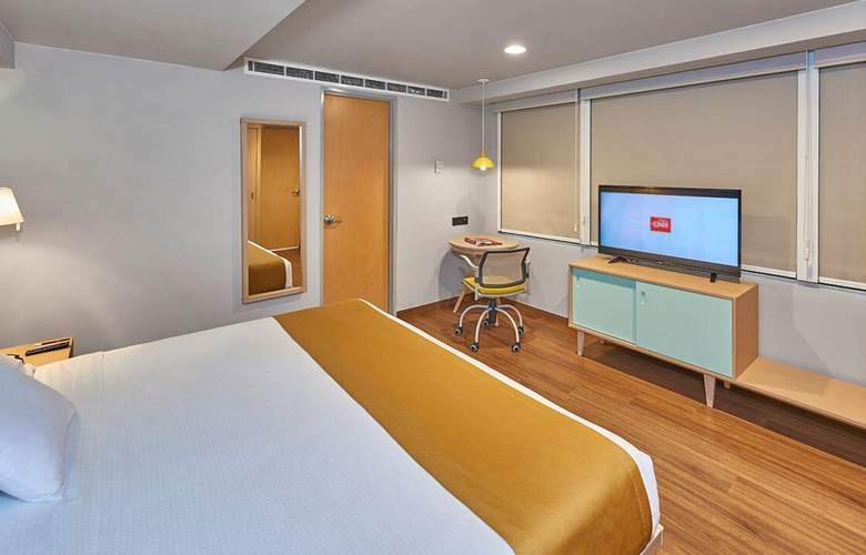 City Express Suites Anzures - Room - 3