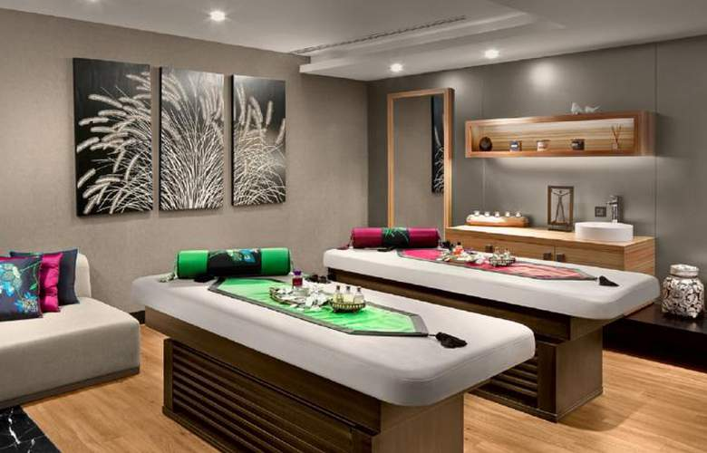 Divan Suites Istanbul GPlus - Spa - 22