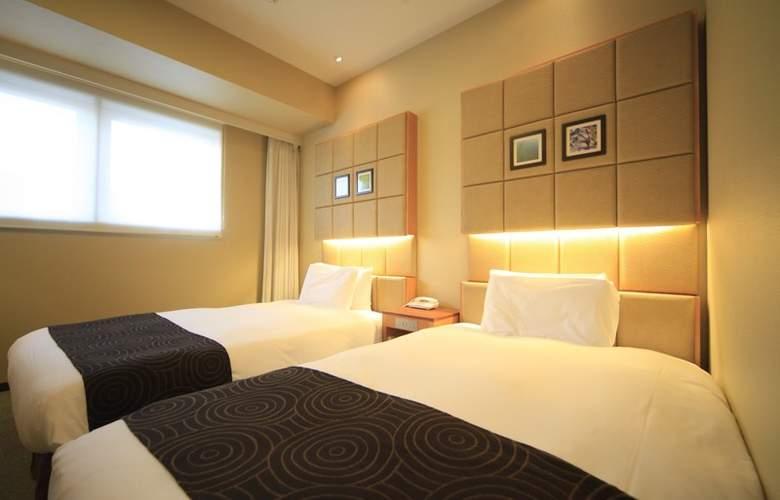 Sunroute Higashi-Shinjuku - Room - 4