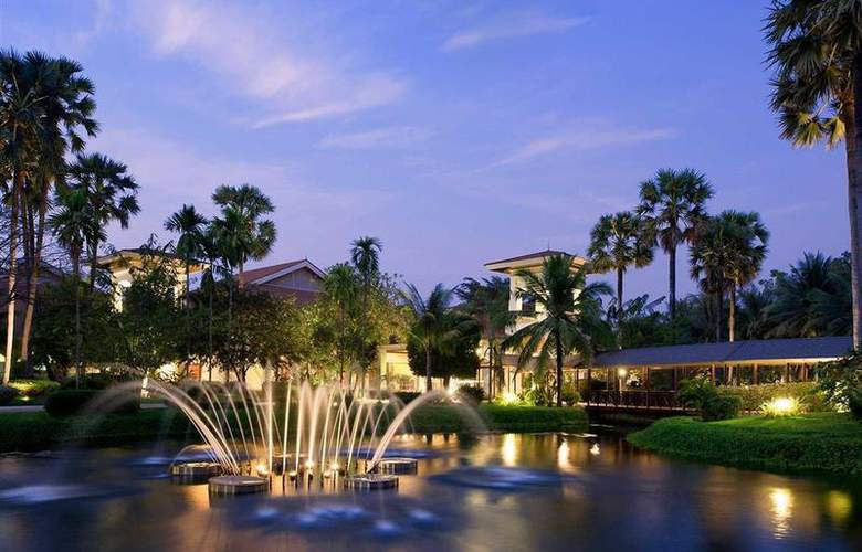 Sofitel Angkor Phokeethra Golf & Spa Resort - Hotel - 12