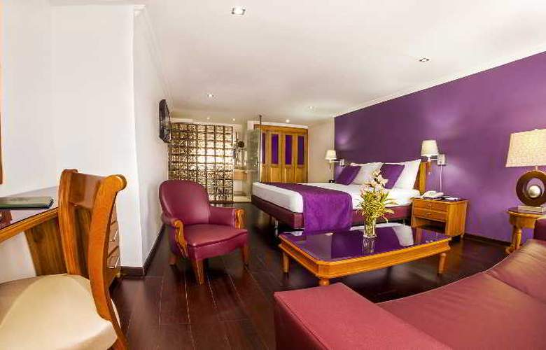 Egina Bogota - Room - 39