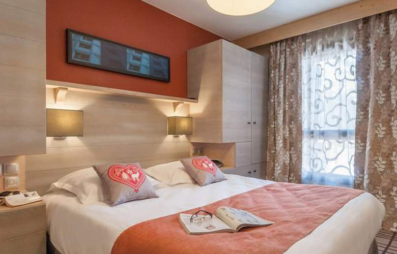 Apartamentos premium Les Terrasses d'Hélios - Room - 2