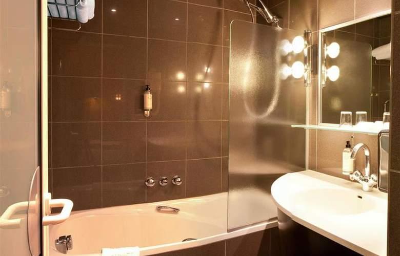 Best Western Plus Hôtel Monopole Métropole - Room - 21