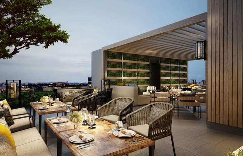 Marriott Marquis Queen's Park - Terrace - 5