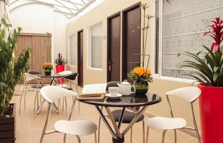 Matisse Hotel - Restaurant - 19