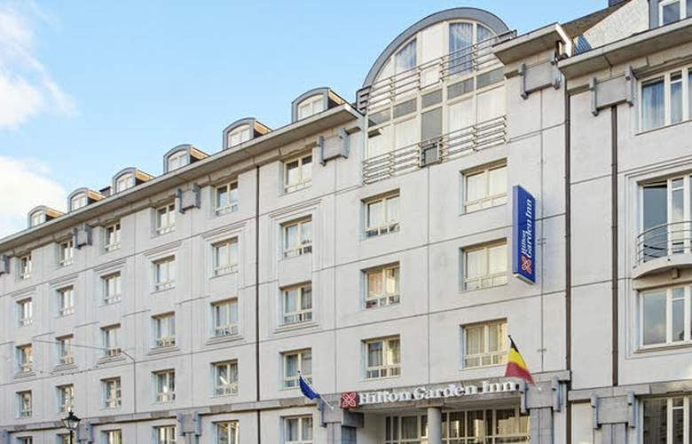 Hilton Garden Inn Brussels City Centre - Hotel - 0