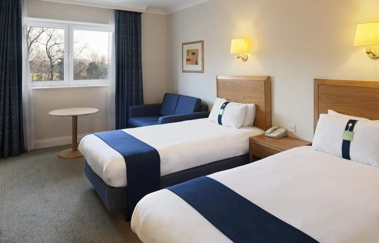 Holiday Inn Edinburgh - Room - 7