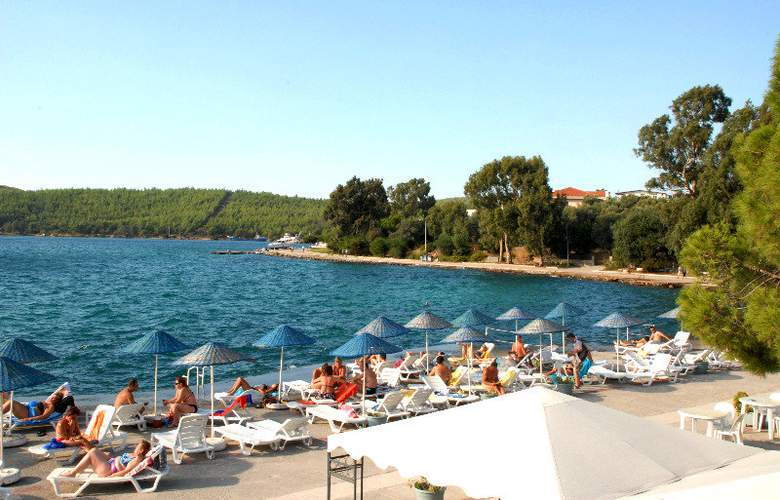Aegean Garden Hotel - Beach - 19