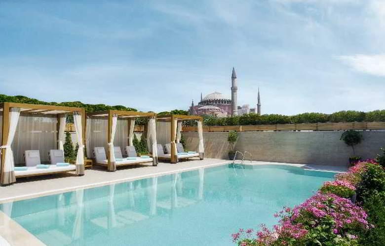 Sura Hagia Sophia Hotel - Pool - 3