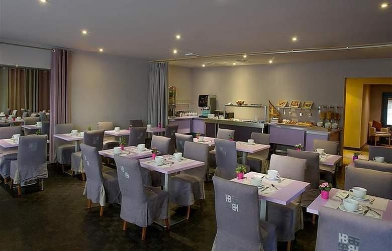 Best Western Hotel de la Breche - Restaurant - 59