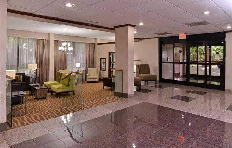 Best Western Plus Richmond Airport Hotel - Hotel - 71