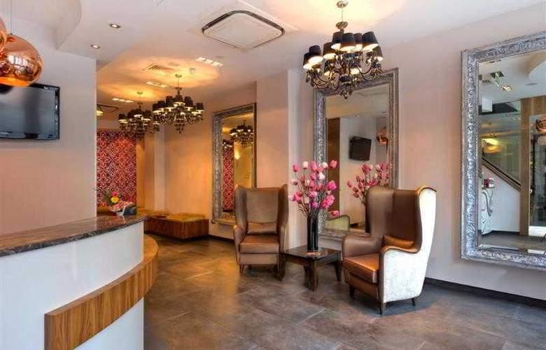 Best Western Maitrise - Hotel - 36