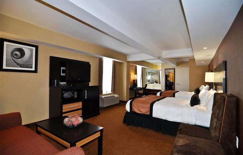 Best Western Plus Newark Airport West - Room - 88