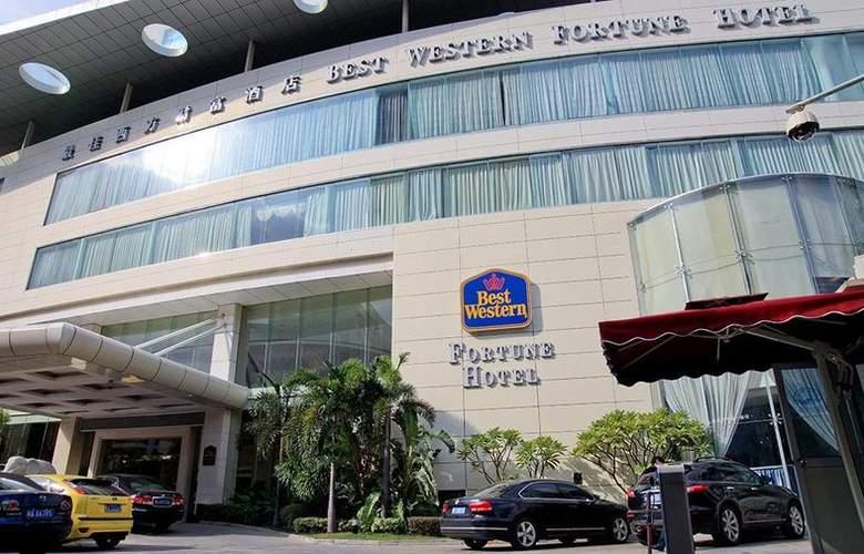 Best Western Fuzhou Fortune Hotel - Hotel - 28