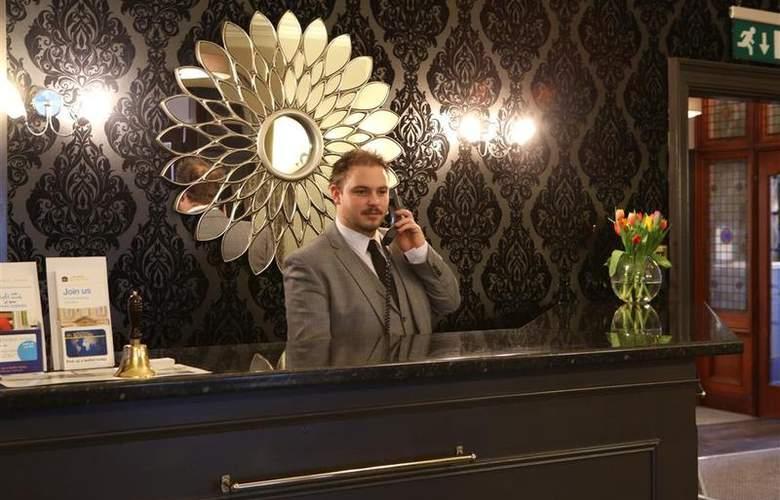Best Western Dryfesdale - Hotel - 287
