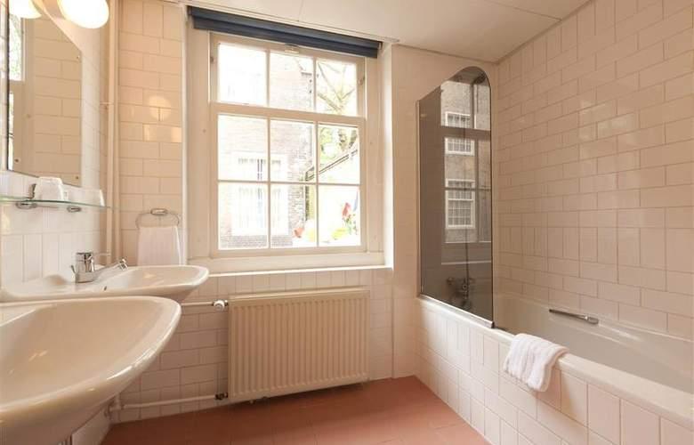 Best Western Museum Hotel Delft - Room - 18
