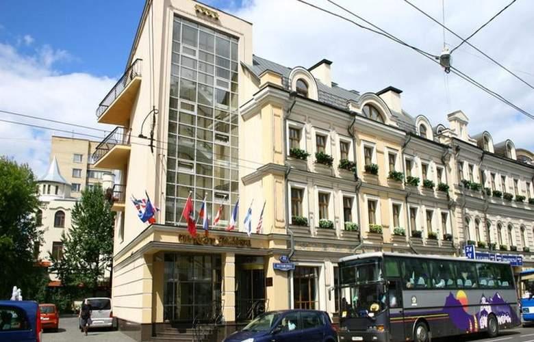 Kebur Palace - Hotel - 3