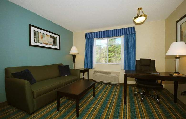 Berkshire Hills Inn & Suites - Room - 80