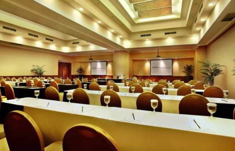 Aston T. Pinang Hotel & Conference Centre - Conference - 2