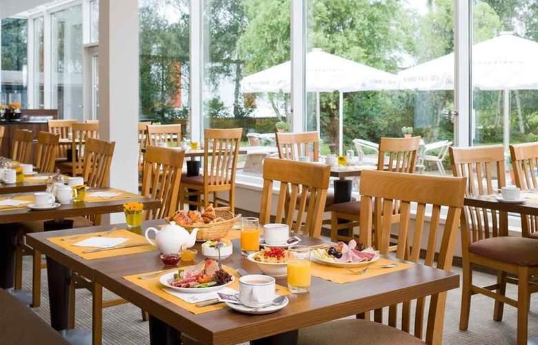 Mercure Saarbruecken Sued - Restaurant - 28