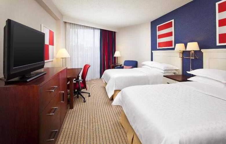 Sheraton San Diego Hotel & Marina - Room - 28