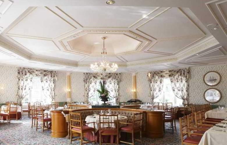 Disneyland Hotel - Restaurant - 12