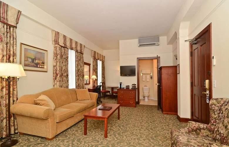 Best  Western Plus Pioneer Square - Room - 43