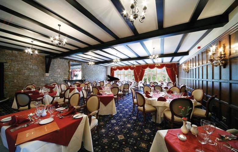Best Western Webbington - Restaurant - 62