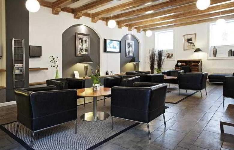 BEST WESTERN Hotel Hebron - Hotel - 32