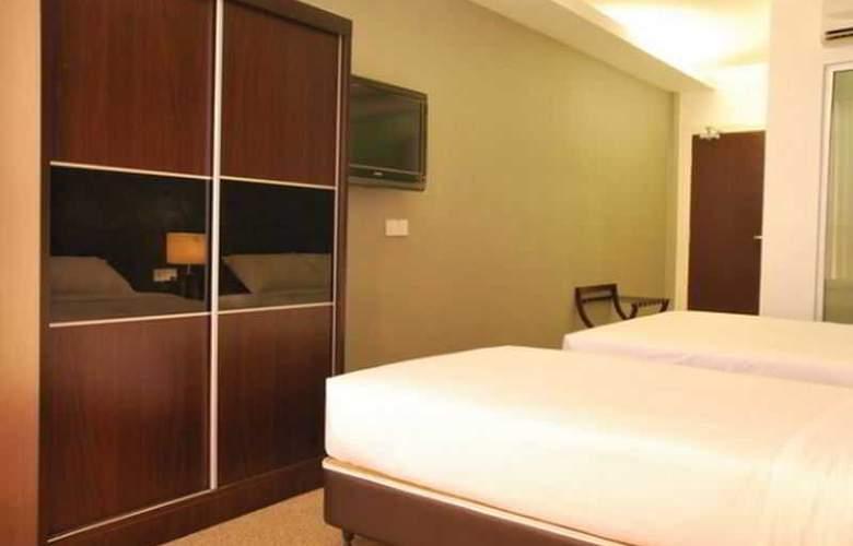 Hotel Rae Bukit Bintang - Room - 12