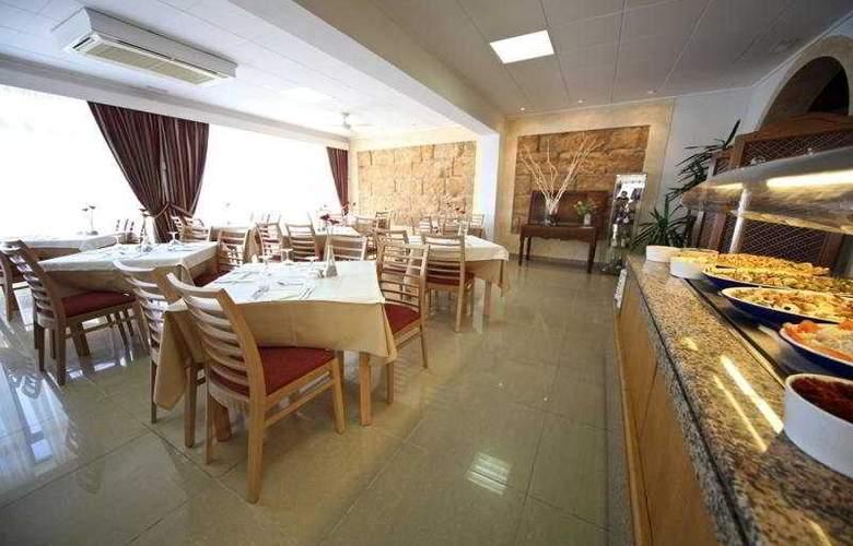 Casablanca Htl - Restaurant - 9