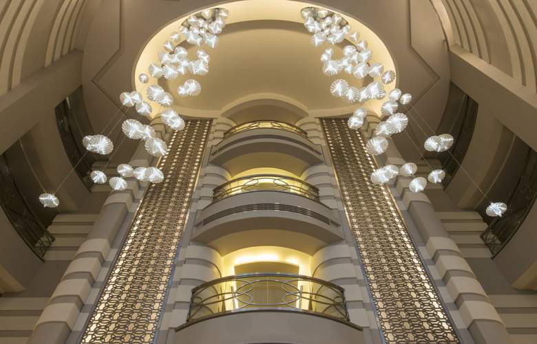 Sheraton Dubai Mall of the Emirates - General - 1