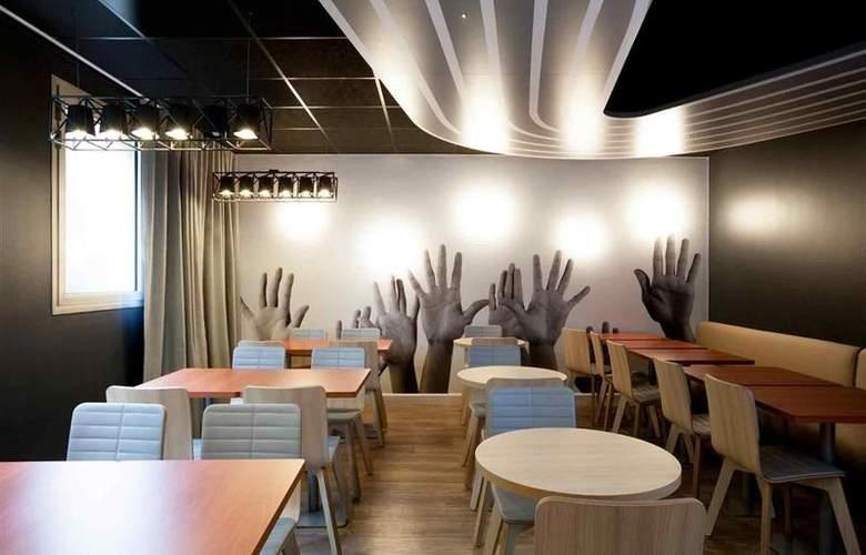 Paris Massena Olympiades - Restaurant - 19