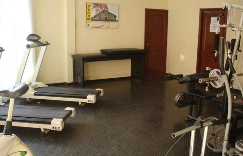 House Inn Apart Hotel - Sport - 7