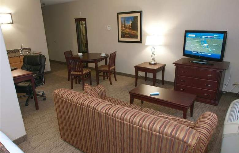 Best Western Pembina Inn & Suites - Room - 126